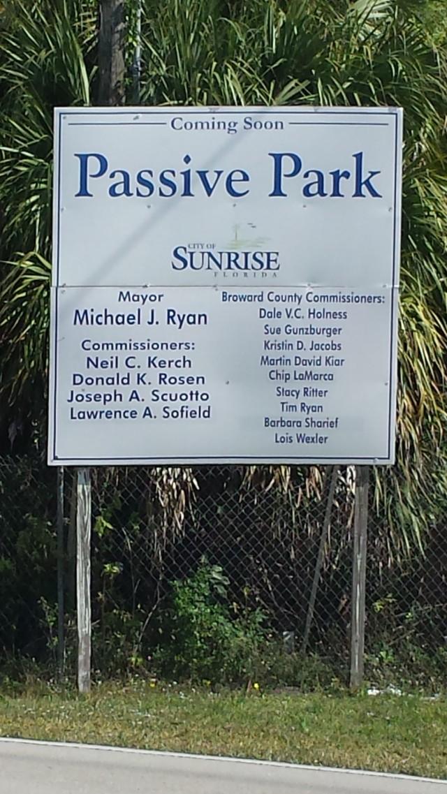 Passive Park