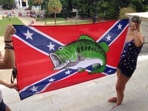 Bass flag