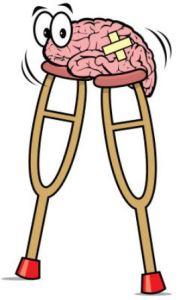 brain-on-crutches