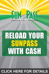 Sunpass cash